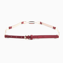 Stylish Chain Link Belt by Vain Accessories