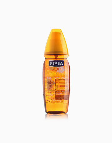 Deep Tanning Oil-Spray SPF6 by Nivea
