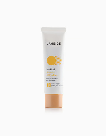 Sun Block Sensitive by Laneige
