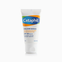 UVA/UVB Defense SPF50 by Cetaphil