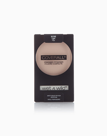 Coverall Pressed Powder by Wet n' Wild