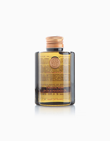 Oriental Herbs Bath Oil by Harnn