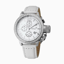 Jewel Frost Classic Chrono Watch by Max XL