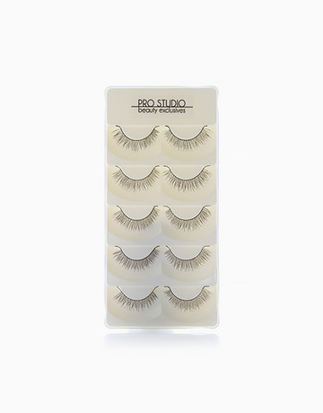 """Medium Natural"" Lash Set by PRO STUDIO Beauty Exclusives"