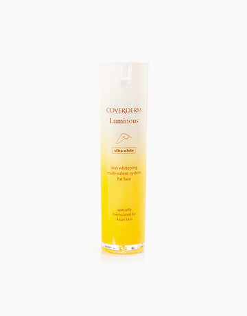 Luminous Ultra White Dispenser by Coverderm