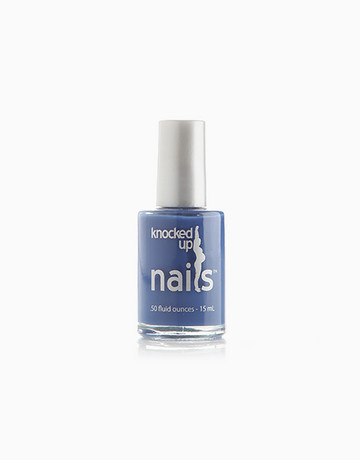 O-Blue-GYN by Knocked Up Nails