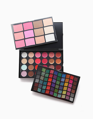 3-Layer Makeup Palette by PRO STUDIO Beauty Exclusives