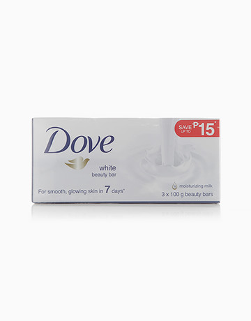 Bar Soap White Beauty by Dove
