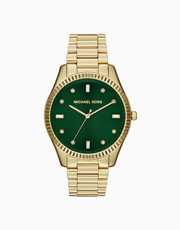 Blake Emerald Dial Watch by Michael Kors Watches