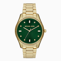 Blake Emerald Dial Watch by Michael Kors