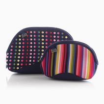 Colorful Pouches (Set of 2) by Built NY