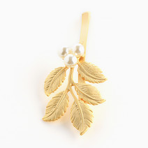 Leaf Pin by Luxe Studio