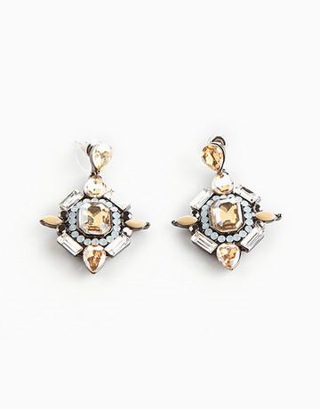 Glamstones Earrings by Luxe Studio