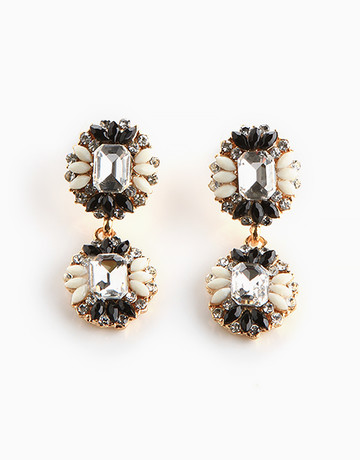 Caroline Earrings by Luxe Studio