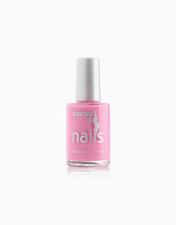 Preggers in Pink by Knocked Up Nails