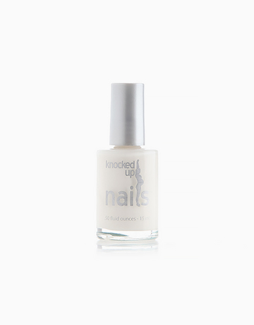 The Classic French White by Knocked Up Nails