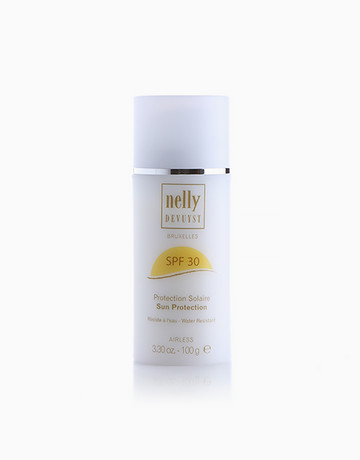 SPF 30+ UVA-UVB Protection by Nelly De Vuyst