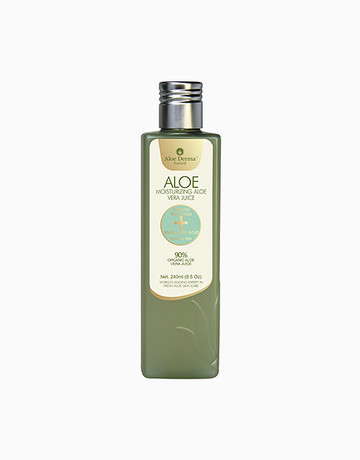 Moisturizing Aloe Vera Juice by Aloderma