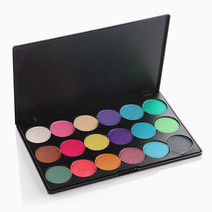 Pro 18 Eye Shadow Palette by PRO STUDIO Beauty Exclusives