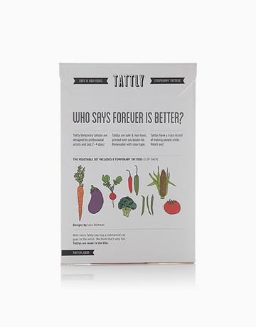 Vegetable Set by Tattly