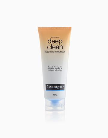 Deep Clean Foam Cleanser by Neutrogena®