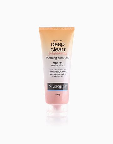 Brightening Foam Cleanser by Neutrogena®