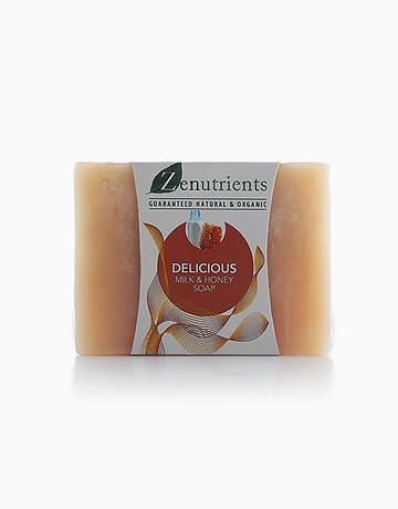 Milk & Honey Soap by Zenutrients
