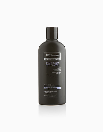 Shampoo Platinum Strength by TRESemmé