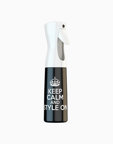 Keep Calm and Style On by Stylist Sprayers