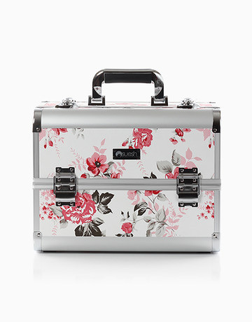 Floral Vanity Case by Suesh