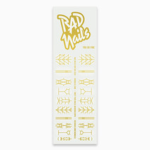 You So Fine (Gold) by Rad Nails