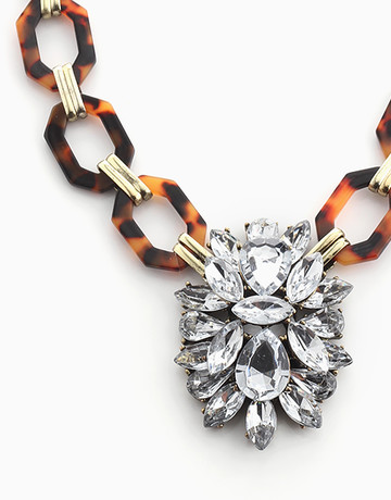 Gloria Necklace by Luxe Studio