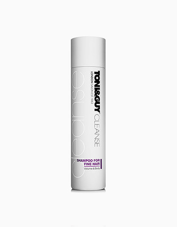 Shampoo for Fine Hair by Toni & Guy