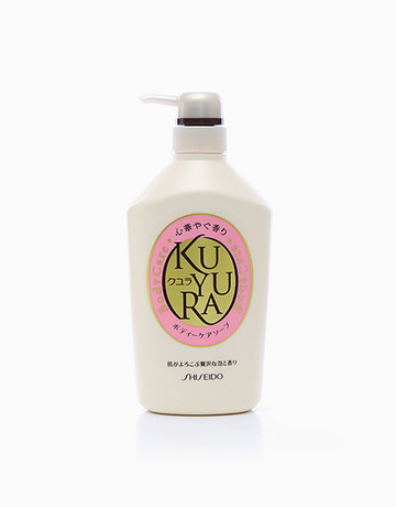 Kuyura Body Wash (Floral) by Shiseido
