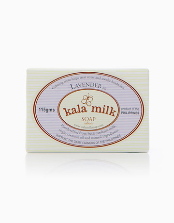 Lavender Milk Soap by Kala Milk