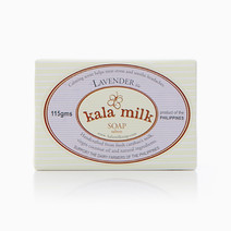 Lavender Milk Soap by Kala Milk  in