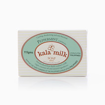 Peppermint Milk Soap by Kala Milk  in
