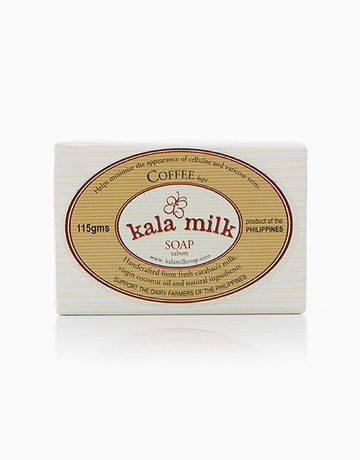 Coffee Milk Soap by Kala Milk