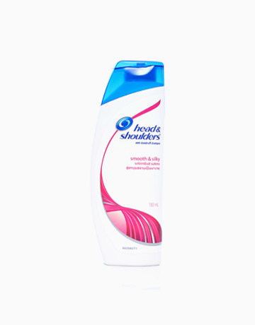 Smooth & Silky Shampoo 180ml by Head & Shoulders