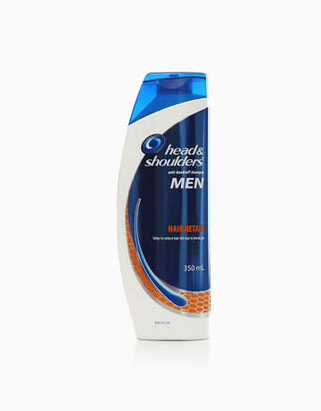 Hair Retain Shampoo for Men (350ml) by Head & Shoulders