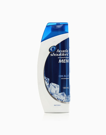 Cool Blast Shampoo for Men (180ml) by Head & Shoulders