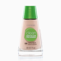 Sensitive Skin Foundation by CoverGirl