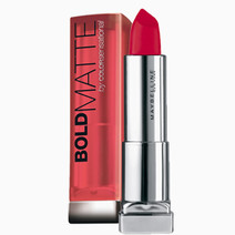 Color Sensational Bold Matte Lipstick by Maybelline