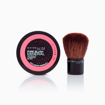 Pure Mineral Blush by Maybelline