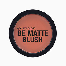 Be Matte Blush by City Color
