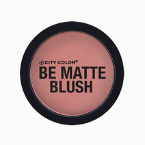Be Matte Blush by City Color