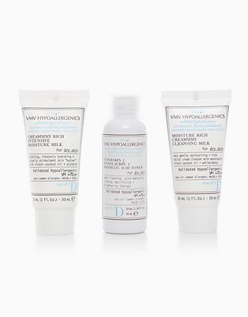 Superskin Set: Moisture Rich by VMV Hypoallergenics