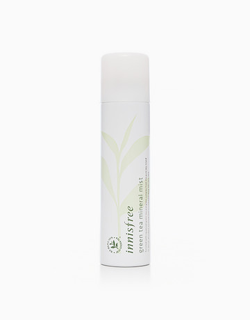 Green Tea Mineral Mist (150ml) by Innisfree