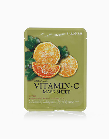 Vitamin C Mask by Baroness