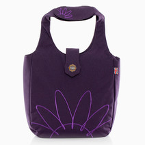 Purple Florist Laptop Bag by Hugger